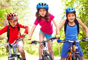 Rowery dla dziewczynek 5 lat: opis i opinie