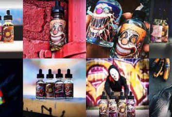 Fumo Clown liquido: gamma sapore