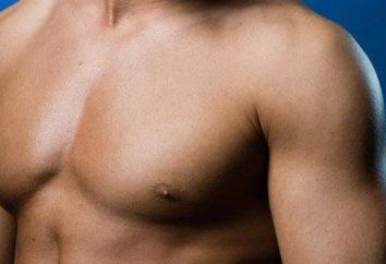Co jeśli potłuczony klatce piersiowej?