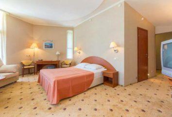 Gelendzhik: hotel con spiaggia privata e piscina. Migliori sanatori e pensioni a Gelendzhik con spiaggia privata: recensioni