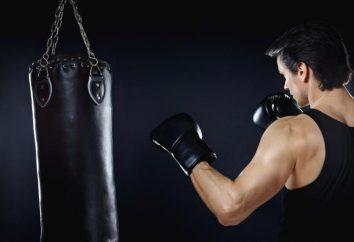 worek bokserski – wskazówki dotyczące wyboru