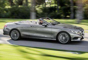 Frankfurt Auto Show: Poznaj nowy kabriolet Mercedes-Benz Klasy S