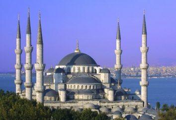 Moschea Blu – Storia e fatti interessanti