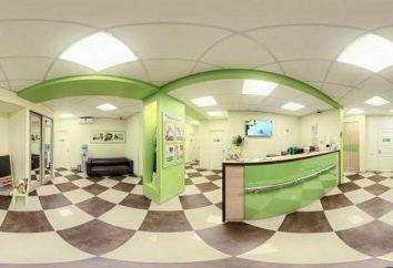 """San Petersburgo, el centro médico """"dinastía"""": opiniones y fotos"""