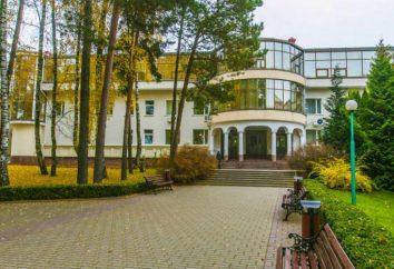 """""""Massa"""" – Sanatório (Belarus, Brest region, Baranovichi) tratamento minuto e descanso"""