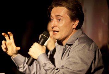 Bezrukov Sergey: la crescita non ha effetto su una carriera nel cinema e il teatro!