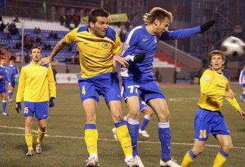 Alex Zhitnikov: biografía y la carrera de un jugador de fútbol