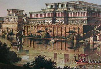 """A capital da Assíria, uma cidade que chamou de """"o covil dos leões"""", """"Cidade de sangue"""""""
