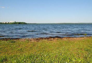 Senezhskoe lago. lago Senezh – pesca, férias
