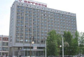 Ciudad Vitebsk: prima de hoteles y clase económica en el centro, y no sólo