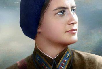 Piloto Marina Raskova, Herói da União Soviética. Biografia, prêmios