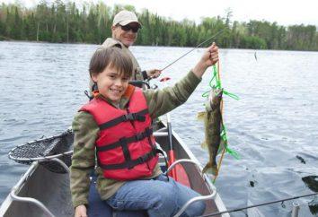 Pêche à Orenbourg avec mors payé et bonne prise