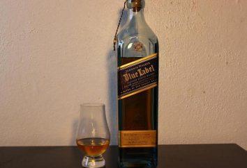 """Whisky """"Etiqueta Azul"""": la historia de la creación, el precio. ¿Cómo distinguir el original de una falsificación"""