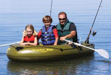 Najlepsza łódź PVC: top producentów. Wybór ponton