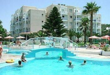 Astreas Beach Hotel 3 * (Protaras, Cypr): recenzje, opisy, numery i opinie