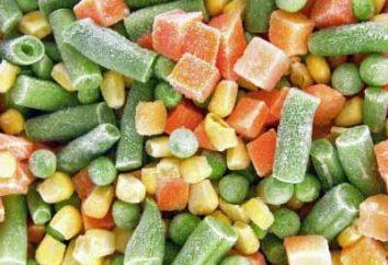Un plato maravilloso – se hierve verduras congeladas en multivarka