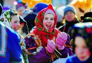 Was haben Sie in Russland am Faschingsdienstag? Wie in Russland gefeiert Pancake Day? Die Geschichte des Karnevals in Russland