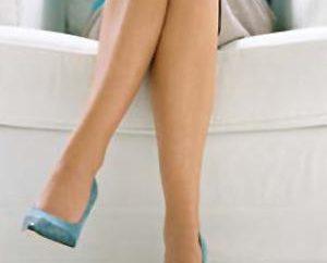 Najdłuższe nogi są najbardziej idealne