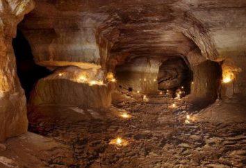 Dov'è la grotta Tanechkina. Descrizione, fatti interessanti