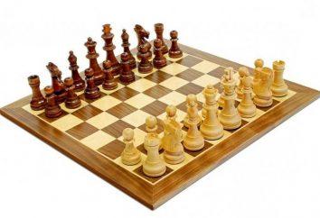 pièces d'échecs – philosophie gagnante