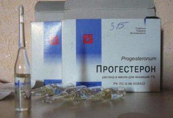 Progesteron: instrukcje użycia, recenzje