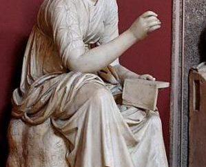Kaliope – muza poezji epickiej, nauki i filozofii
