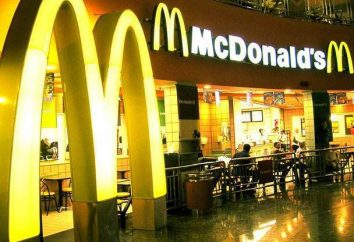 """McDonald"" dans Barnaul: adresses. restauration rapide"