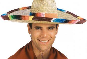 Co to sombrero? Opowieść o nakryciu głowy