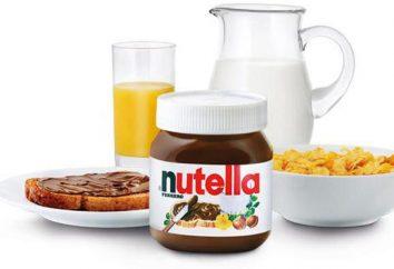 """Historia i kompozycja. """"Nutella"""" to słodka uczta"""