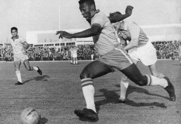 Légendes de football: Pelé, Yashin et d'autres grands joueurs