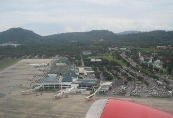 Aeroporto di Phuket – l'ingresso aereo della Tailandia occidentale