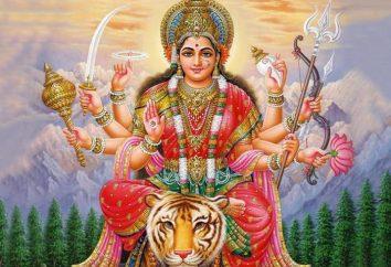 Indyjska bogini Durga