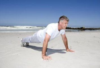 système push – comment construire des muscles?