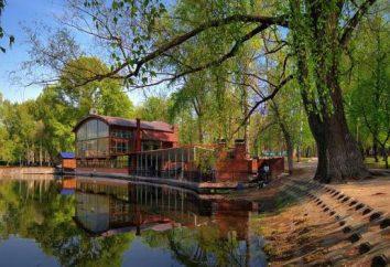 Parc Yakutova (Ufa). Description, attractions