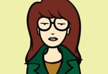 Daria Morgendorffer – główny bohater kreskówki o cynizm i inne zasady istnienia