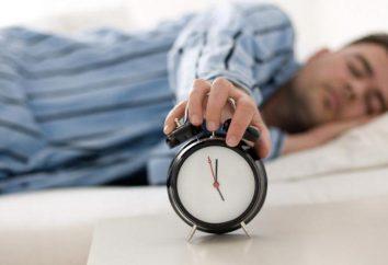 síndrome velha bruxa ou paralisia do sono: Causas. Como se livrar dele, como sua causa?