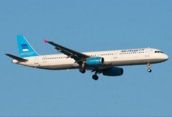 "Airline ""Kogalymavia"": frota"