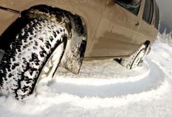 Quand mettre des pneus d'hiver? Que mettre des pneus d'hiver?