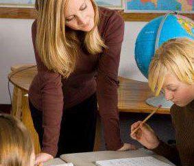 norme insegnante professionista: gol, scopo, posizione chiave