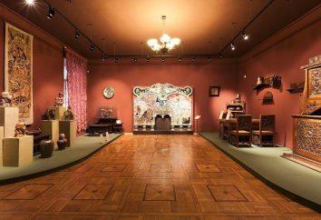 Museum für Angewandte Kunst in Moskau: Geschichte und Beschreibung der Exposition