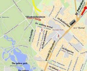 Miasto Gatchina: mapa, zdjęcia. Zabytki Gatchiny, dzień miasta