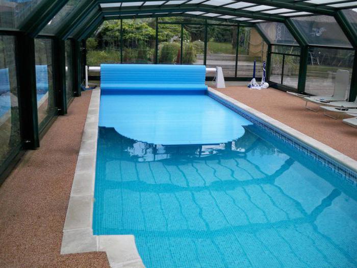 Diseño de la piscina. Tipos de piscinas diseños