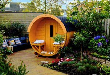 Sauna-lufy: referencje od tych, którzy korzystali