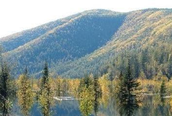 parków narodowych i rezerwatów w regionie Irkucka: opis listy i opinie