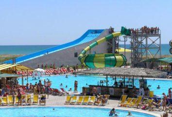 Crimea Il miglior parco acquatico è dove? Quali sono i suoi vantaggi?