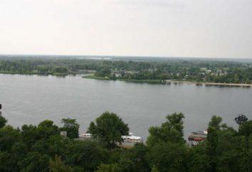 Die Quelle des Dnjepr, der wichtigste Fluss des Slawen