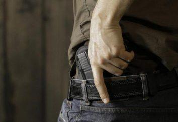 Pistolet pneumatyczny Crosman C31: Power, opis i opinie