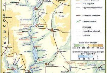 Iriklinskaya Reservoir – férias na região de Orenburg
