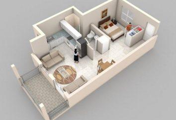 Projekt i układ domu 6×9