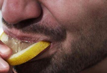 Que pouvez-vous dire au sujet de votre tempérament de citron